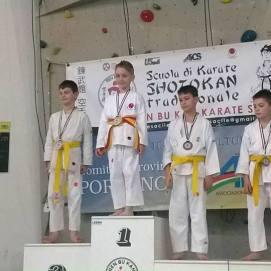 Gara Sacile 11/02/2018 Simone 1° class.