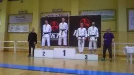 Campionati regionali (Veneto) 2017 1° class. Marco Nardelotto (Kumite)