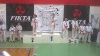 "Gara ""Karate kid"" Bassano del Grappa Simone 1° class."