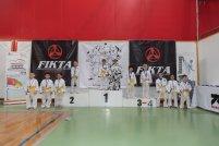 "Gara ""Karate kid"" Bassano del Grappa Eros 2° class."