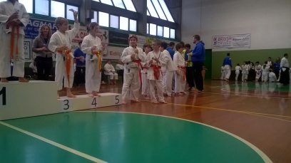 Matteo 5° class.