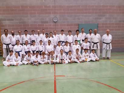Ren Bu Kan Trevignano & Montebelluna 05/06/2018