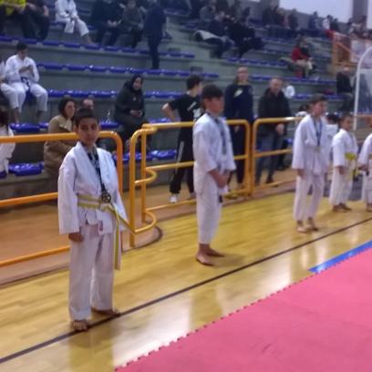 2° Class. Kata Youssef