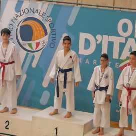 Daniele 1° Class.